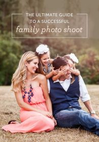Helpful Tips For a Successful Family Portraits
