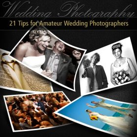 Necessary Tips for Amateur Wedding Photography