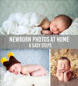 Newborn Photography - Taking Baby Steps