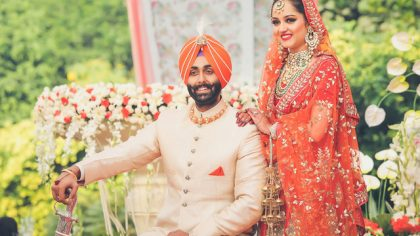 Nri Wedding Photographers in Punjab Are The Most Sought Persons!