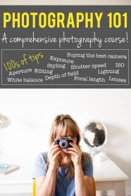 Photography 101 - All About Your Next Photography Classes