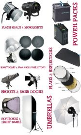 Photography and Video Lighting Equipments are Essential for Photo shoot