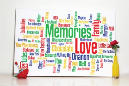 Preserve your Best Memories with Photos on Canvas