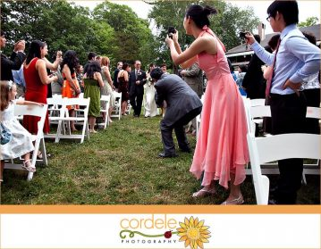 Protect your Photography Investment - Consider an Unplugged Wedding