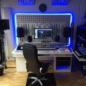 Read This If You Want to Setup a Studio at Home