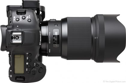 SIGMA 85MM F1.4 ART LENS REVIEW