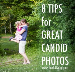 Tips For The Perfect Candid Photoshoot