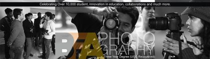 Types of Photography Courses - IIP Academy of Photography