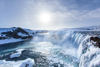 Visit Iceland in Winter To Capture Some Of The Worlds Most Magnificent Frozen Scenery