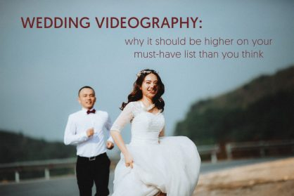 Wedding Videography A Must For The Wedding