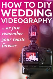 Wedding Videography Tips and Techniques