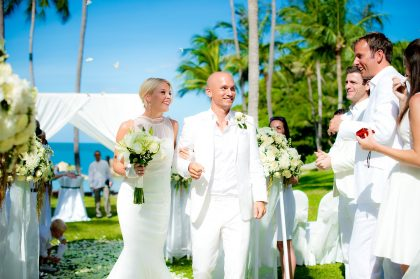 What Are The Specialties of Many a Wedding Photographer Koh Samui