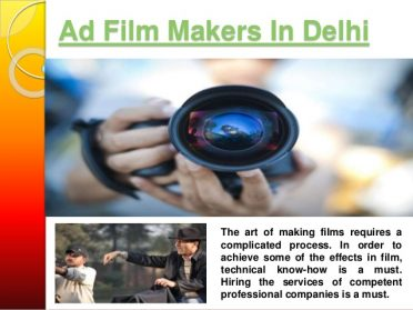 What Is The Need To Hire The Corporate Film Makers In Delhi