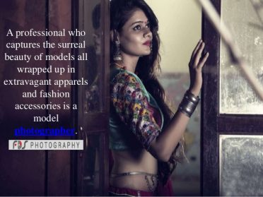 Why Fashion Photographer in Delhi is so Special?