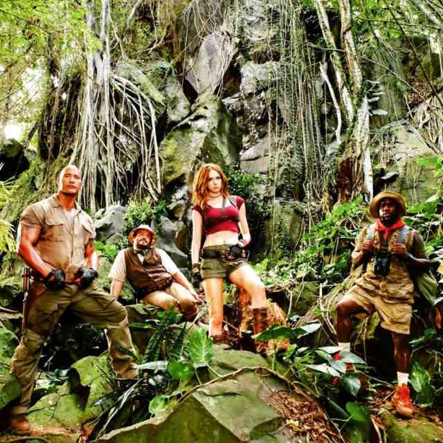 Jumanji: Welcome to the Jungle movie 5