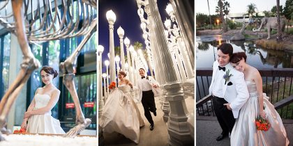 Create Unique Wedding Photography in Los Angeles, CA