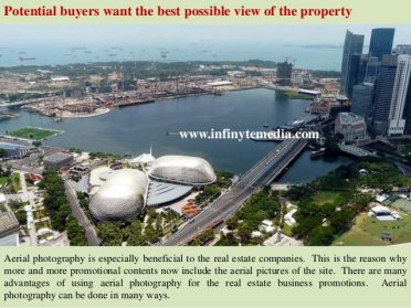 What Are The Benefits And Advantages of Aerial Photo For Business?