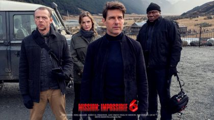 Mission: Impossible 6 movie wallpaper HD film release July 2018 USA poster image iphone