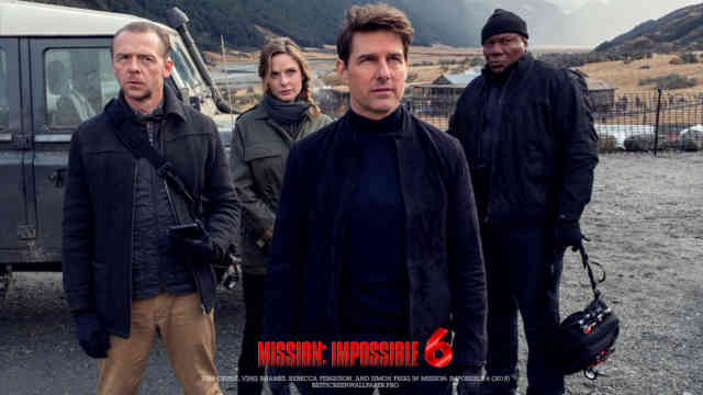 Mission Impossible 6 movie wallpaper HD film release July 2018 USA poster image iphone