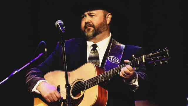 NASHVILLE, TN - JANUARY 31: Daryle Singletary