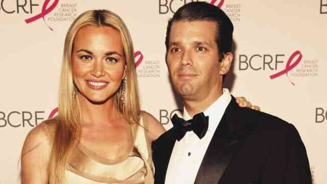 HD Photo wallpapers Vanessa Haydon, Donald Trump Jr.'s Wife