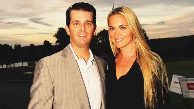 Best HD Photo Vanessa Haydon, Donald Trump Jr.'s Wife