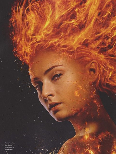 X-Men Dark Phoenix movie wallpapers 2
