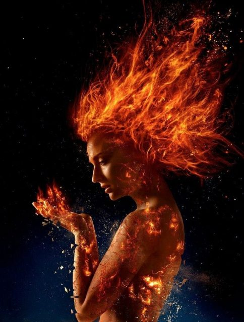 X-Men Dark Phoenix movie wallpapers 10