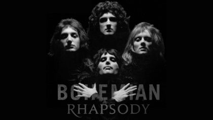 Bohemian Rhapsody movie wallpaper HD 4K Fall 2018 poster image iphone X parallax