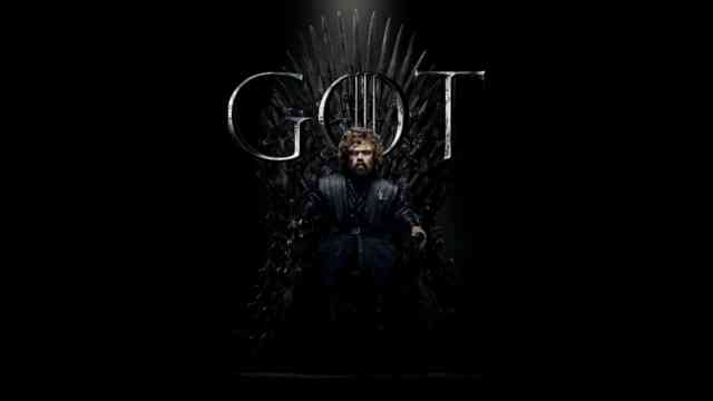 Game of Thrones 8 Season wallpaper 4K UHD Tyrion on the Throne